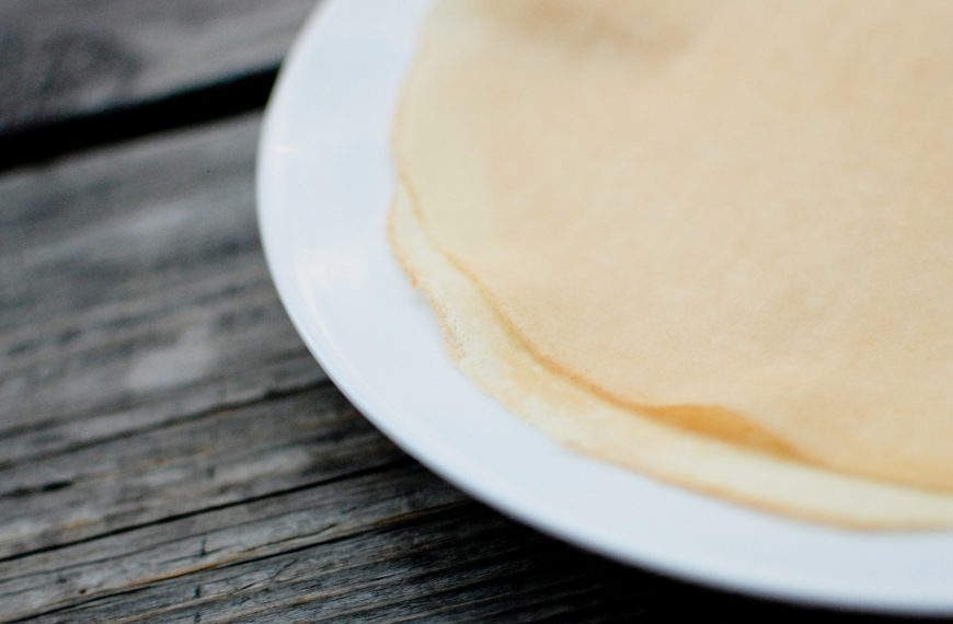 Food lab: Crepes