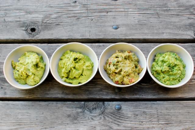 Cook-off: Guacamole