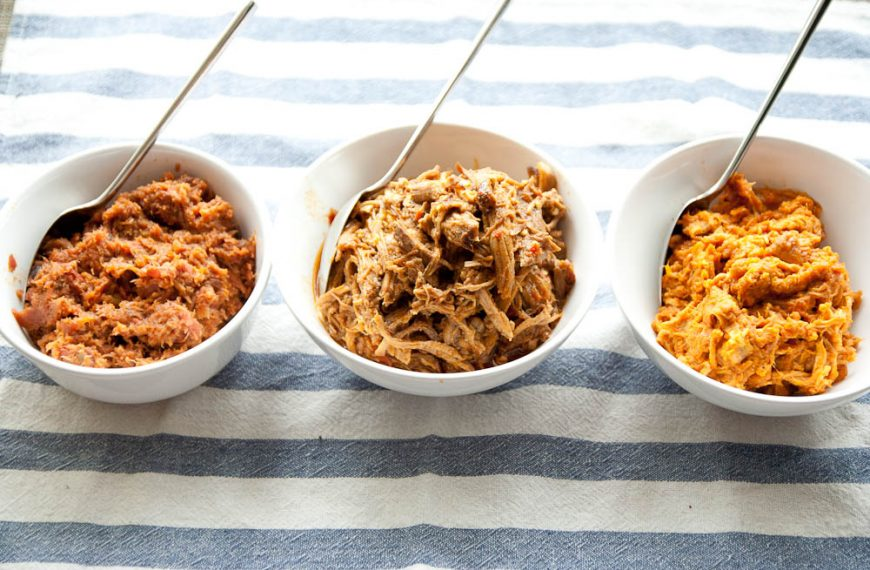 Cook-off: Pulled pork – slow cooker vs. oven method vs. store bought from frozen