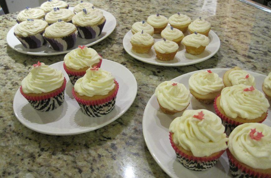 Food Lab: Vanilla cupcakes