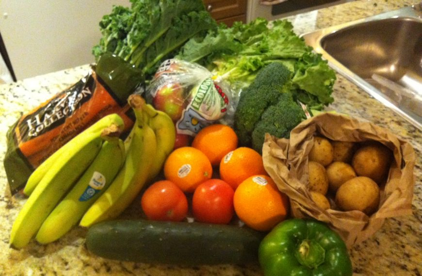 Food Share – The Good Food box