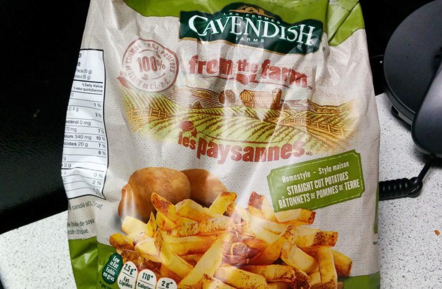 French fry taste test: Part 2