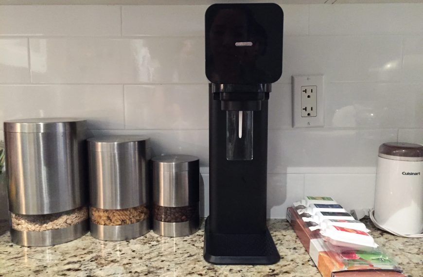 Product review: SodaStream sparkling water makers