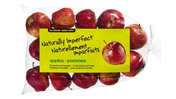 Loblaws launches No Name Naturally Imperfect