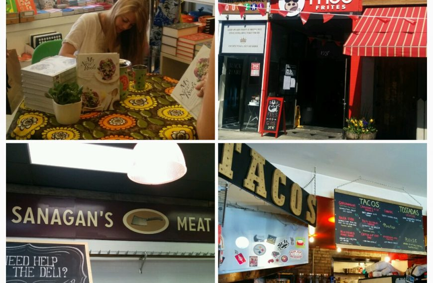 My day at Kensington Market – famous food bloggers, food tours and delicious food