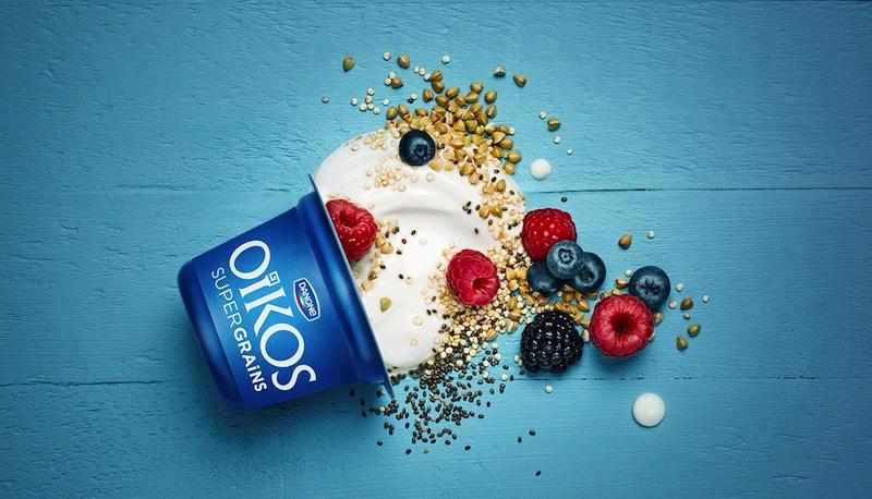 OIKOS SuperGrains Greek Yogurt