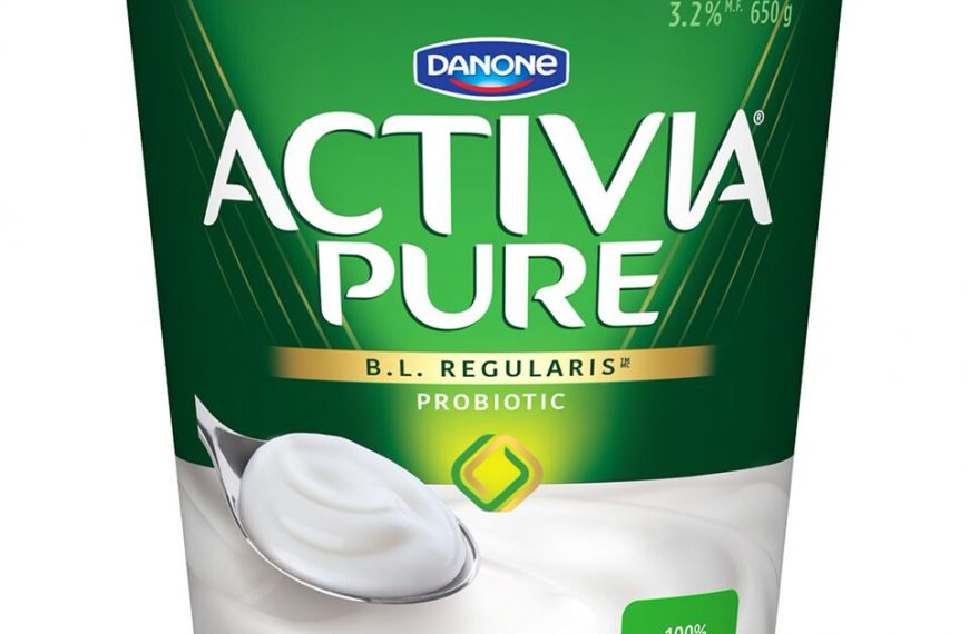My thoughts on the new Activia Pure yogurt
