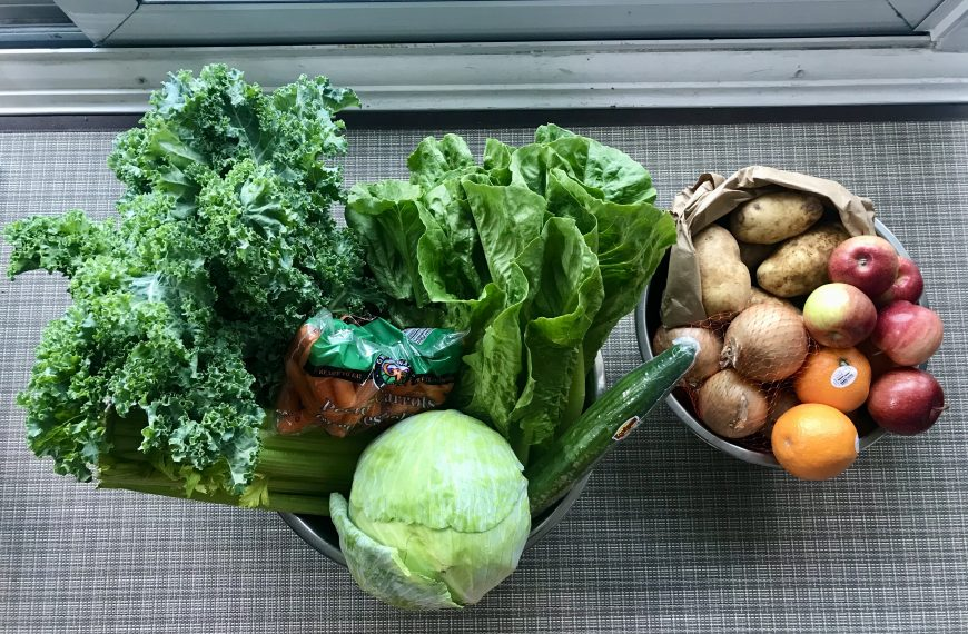Grocery deliveries during COVID-19 – FoodShare deliveries