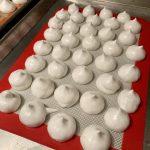 aquafaba meringues